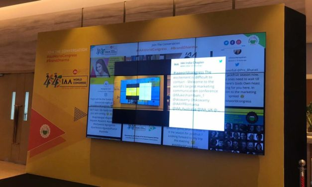 What is a Tweet wall and its importance in events