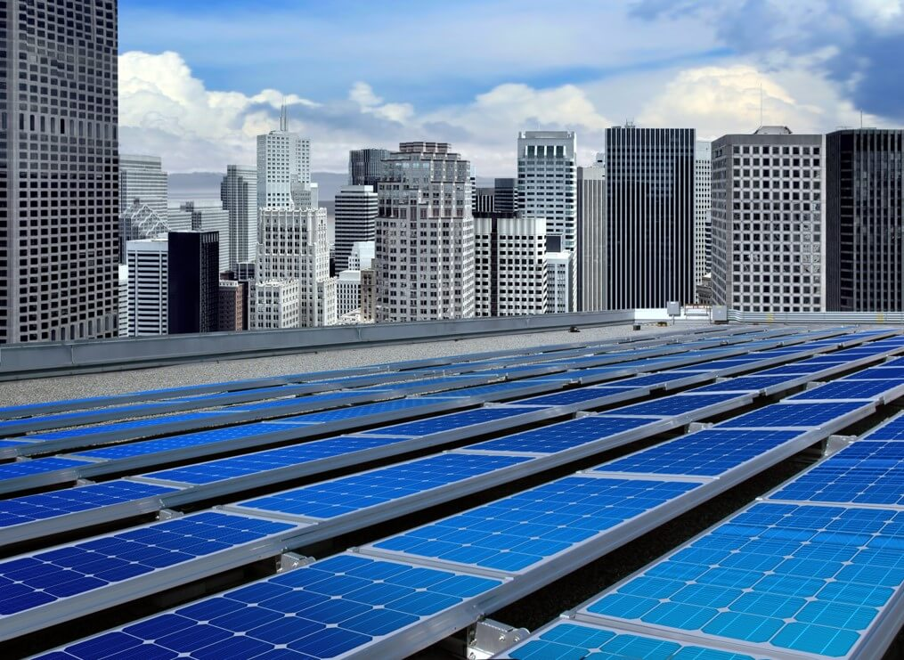 Solar-powered Panels