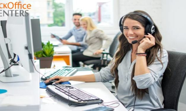 Take advantage of Back Office Support Services through a partnership with the right provider