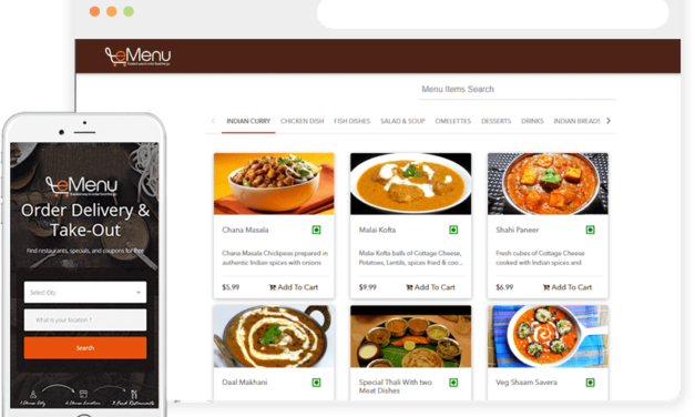 Grasp the Advantages of the CRM Featured Online Food Ordering System