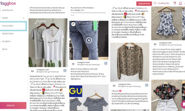 10 Best Instagram Widget Tools To Embed Instagram Feed On Your Website