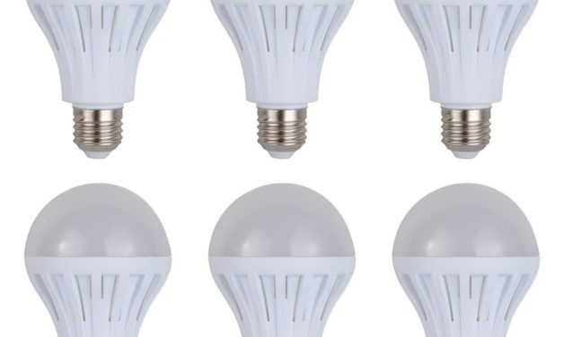 LED lights – get benefited from minimum energy consumption and heat production.