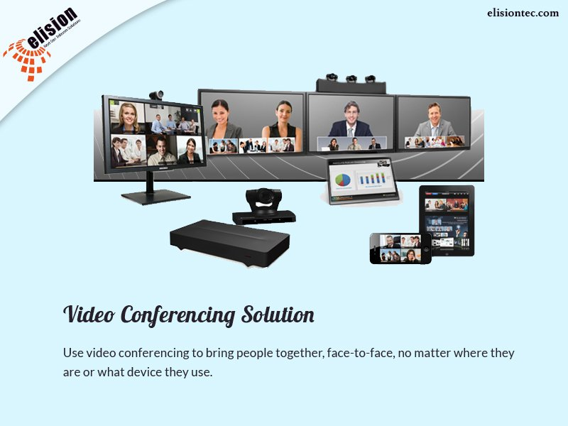 Benefits of Web and Video Conferencing Solution for All Businesses