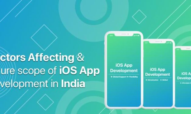 Factors Affecting and Future Scope of iOS App Development in India