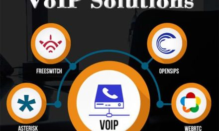 VoIP based 5 technologies are used to develop different types of solutions for communication