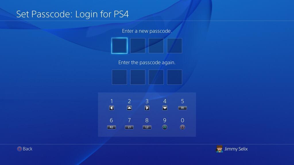 Login Passcode